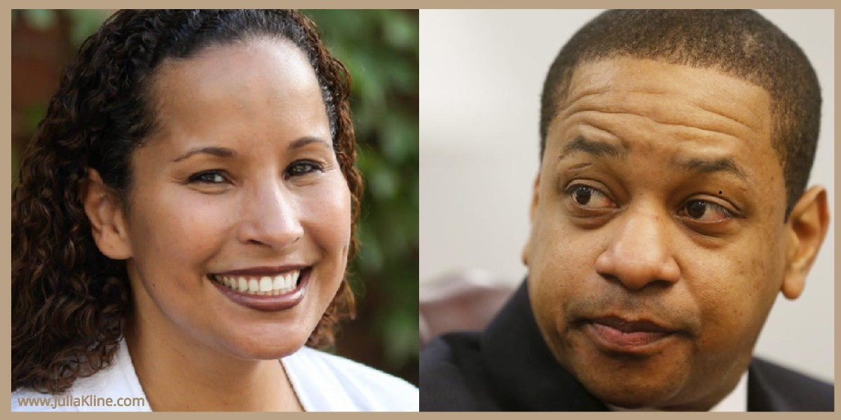 Let's talk about Vanessa Tyson's sexual assault accusation against Justin Fairfax